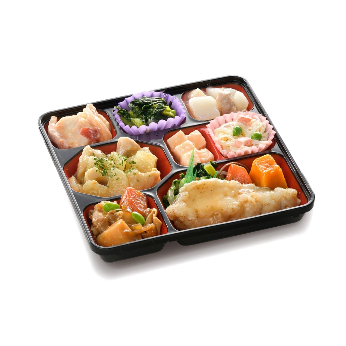 彩食八菜コース